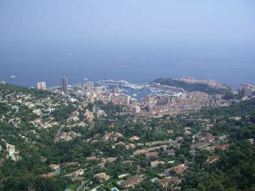 La チュルビ Monaco Europe Mediterranean Sea