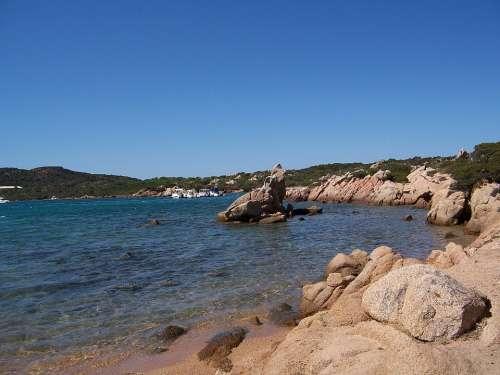 La Maddalena Sea Sardinia