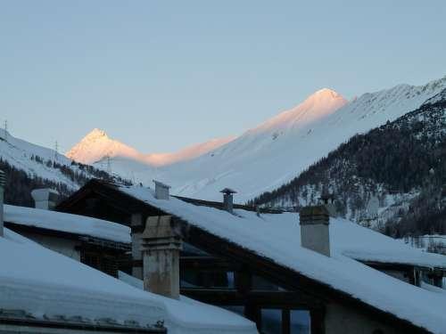 La Punt Graubünden Switzerland