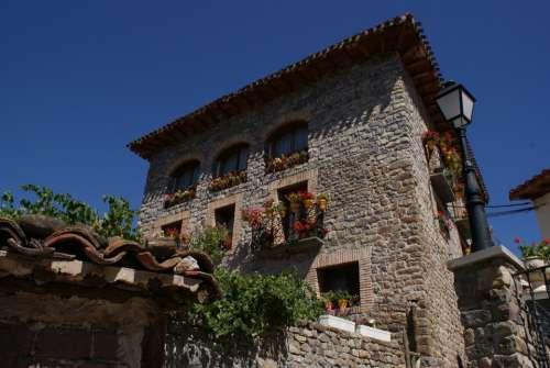 La Rioja Jalón De Cameros Cameros Architecture