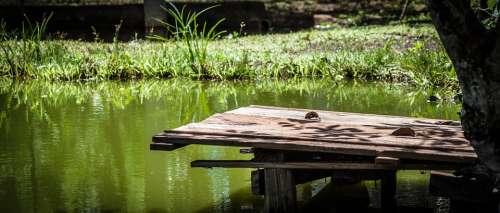Lake Landscape Nature Water