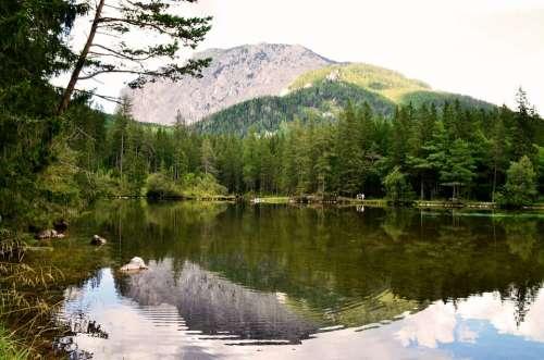 Lake Tragöss Water