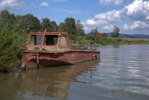 Lake Cutter Boat Water