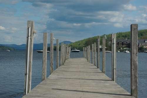 Lake Vinnipausake New Hampshire Water