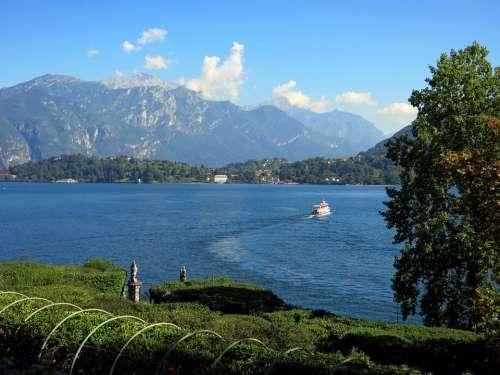 Lake Como Italy Water Vacations Basant Di Como