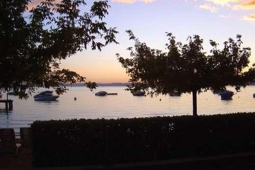 Lake View Garda Italy