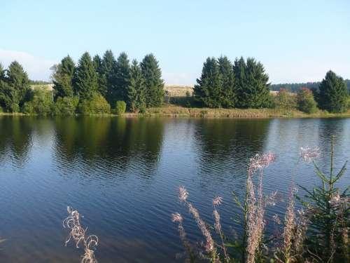 Lakes Resin Seascape Ponds Nature Landscape