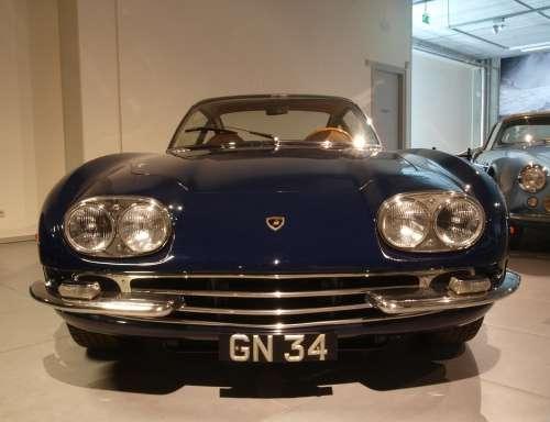 Lamborghini 1965 Car Automobile Vehicle