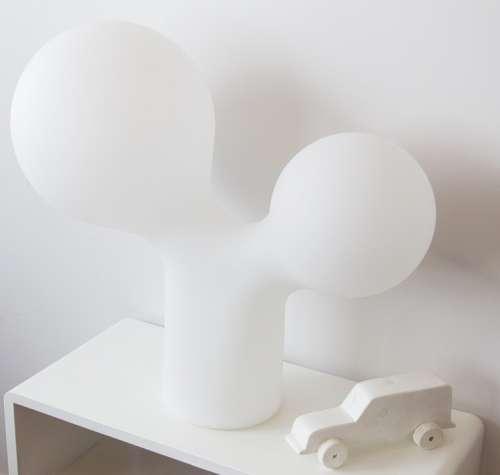 Lamp Timber Toy Eero Aarnio Double Bubble Lighting