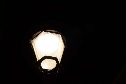 Lamp Lantern Street Lamp Historic Street Lighting