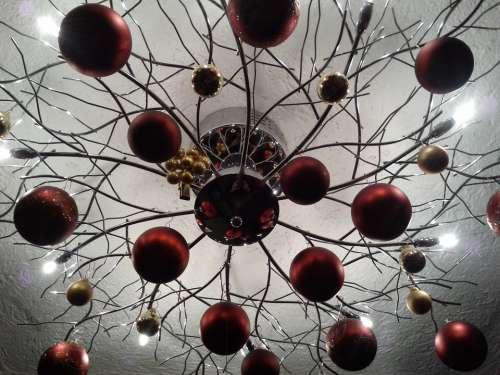 Lamp Braid Balls Christmas Halogen Awning Light