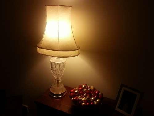 Lamp Lantern Light Romantic Yellow