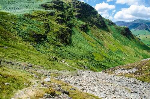 Landscape Nature Natural Mountain Hill Walk Trip