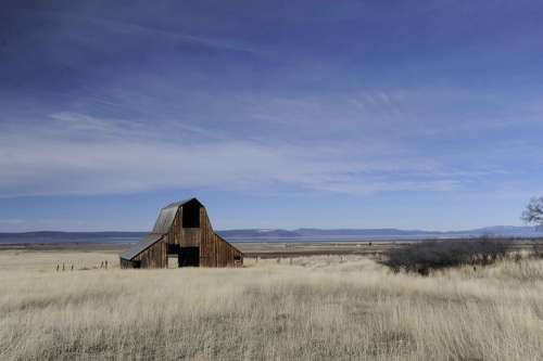 Landscape Barn Old An Scenic Wallpapers