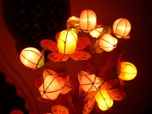 Lantern Lanterns Light Bright Shining Shine China