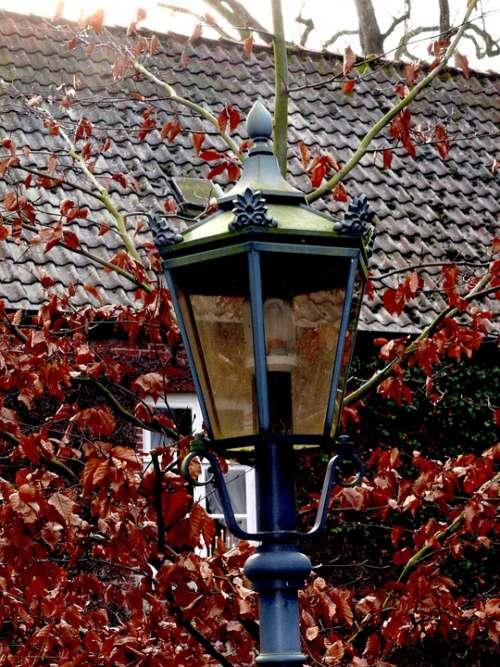 Lantern Lamp Historic Street Lighting Street Lamp