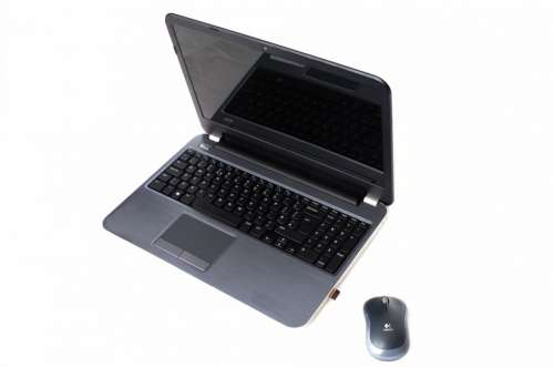 Laptop Notebook Monitor Open Network Business