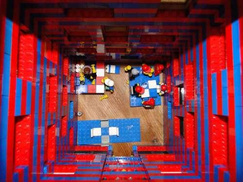 Lego Figure Lego Blocks From Lego Legomaennchen