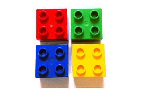 Lego Logo Windows Duplo
