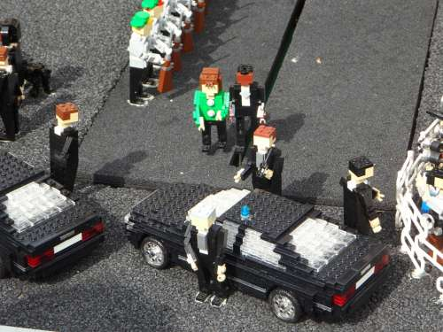 Legoland Building Blocks Legos Lego Out Of Legos