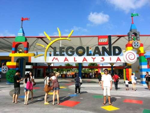 Legoland Lego Malaysia Theme Park Kids