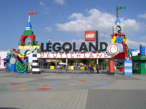 Legoland Lego Günzburg Theme Park Tourism Input