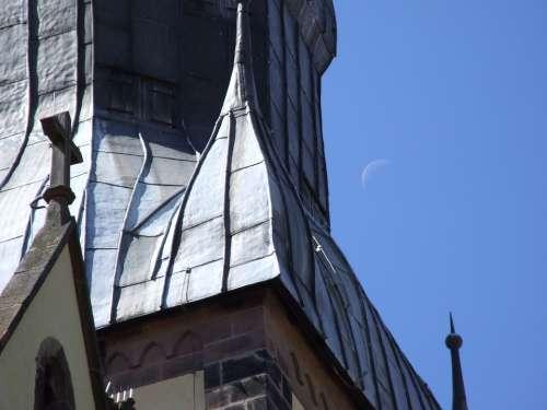 Lemgo St Nicolai Church Steeple