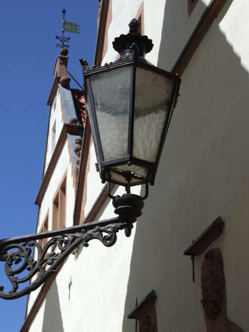 Lemgo Marketplace Old Houses Old Historically