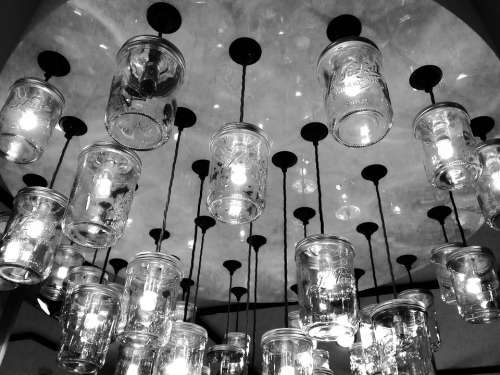 Light Decoration Design Ceiling