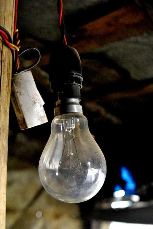 Light Bulb Electric Light Bulb Light Electricity