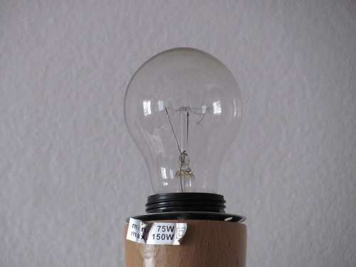 Light Bulb Light Energy Lamp