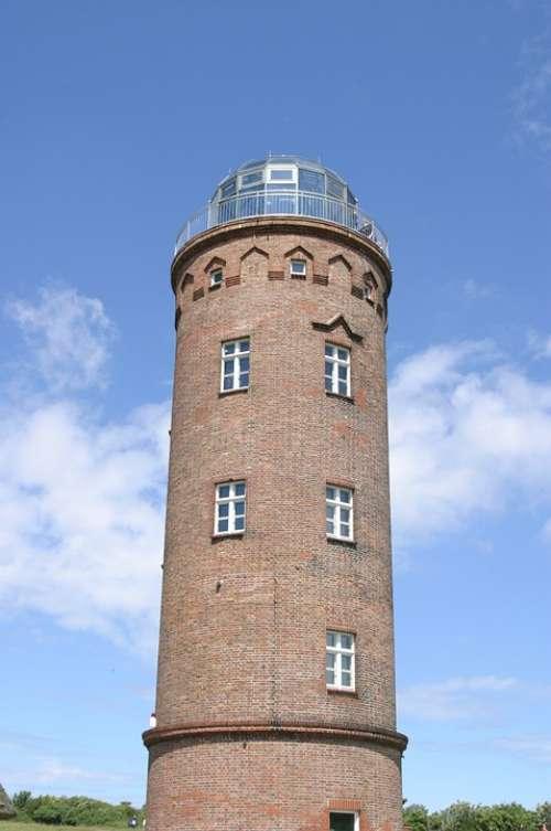 Lighthouse Rügen Island Baltic Sea Sea Rügen