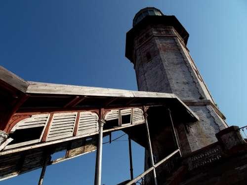 Lighthouse Ilocos Norte Bojeador Cape Historic