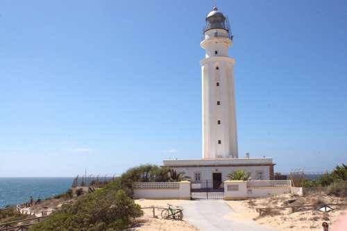 Lighthouse Tralfagar Costa