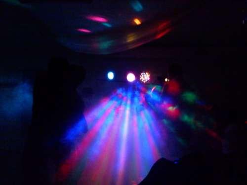 Lights Disk Disco