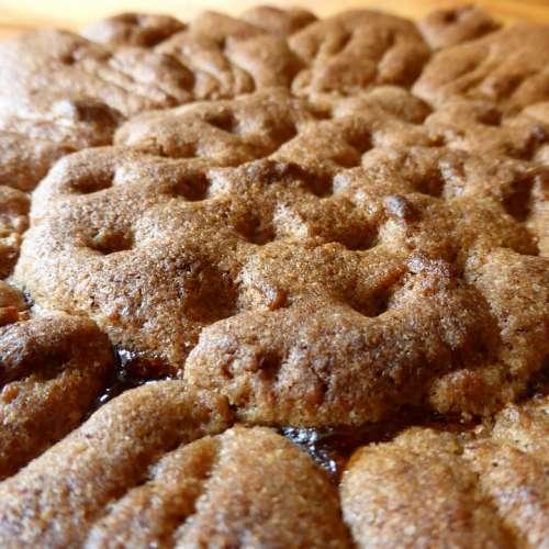 Linzertorte Cake Bake Austria Sweet Nutrition