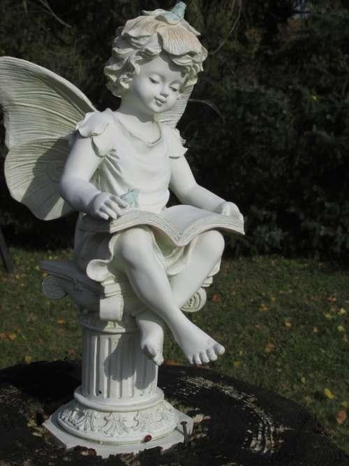 Little Elf Spiritual Outdoor Image