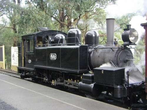 Loco Steam Train Train Steam Locomotive Rail