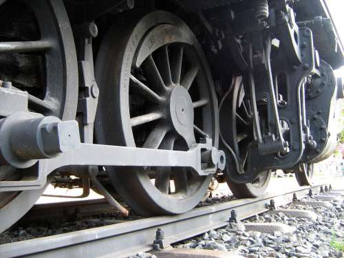 Locomotive Rail Train