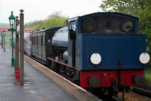 Locomotive Steam Carriages Heritage Railway