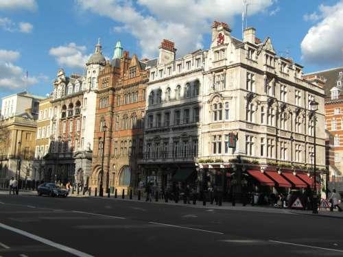 London England United Kingdom Facades Architecture