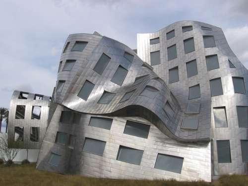 Lou Ruvo Centre Las Vegas Architecture Building Art