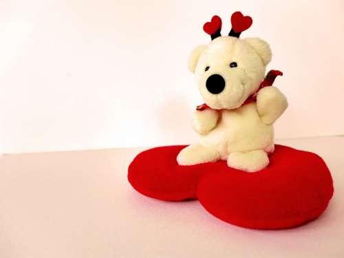 Love Valentine'S Day Valentine Teddy Bear Romance