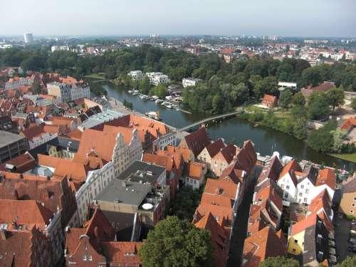 Lübeck Historic Center Hanseatic League