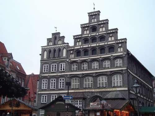 Lüneburg House Truss