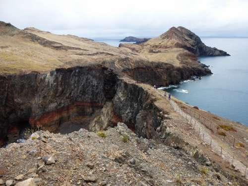 Madeira Hiking Atlantic Path