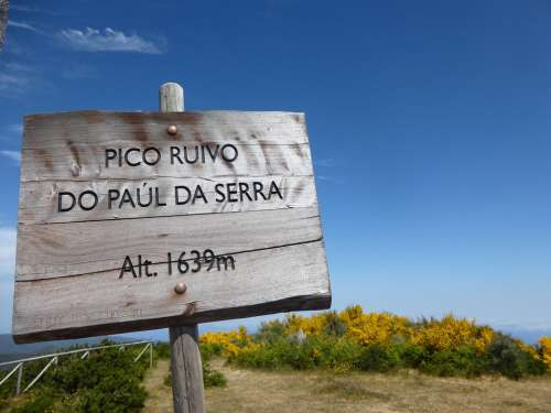 Madeira View Mountain Hiking Summit