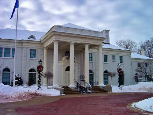 Madison Wisconsin Governor'S Mansion House Building