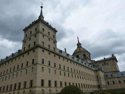 Madrid Spain Castile Escorial Unesco