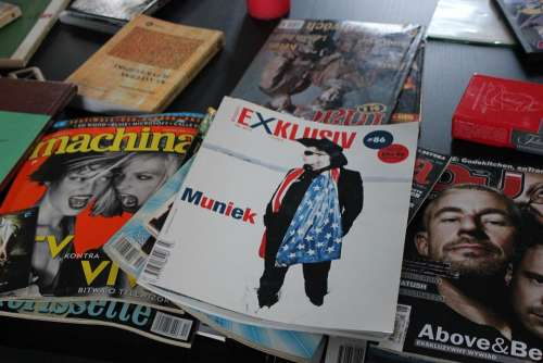 Magazines Knowledge Old Newspapers Newspaper